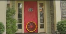 Blower door test, Energy Audit video