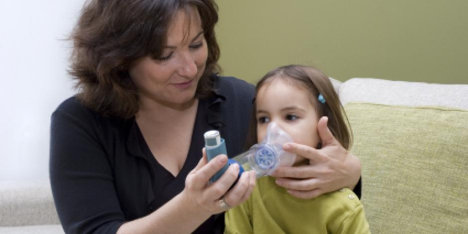 Asthma effects on children and family