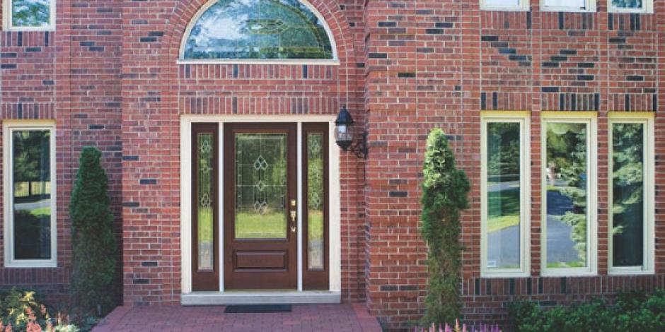 New windows & doors installed